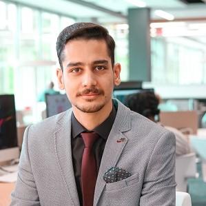 Mustafa Almishal : Social Media & Communications Intern