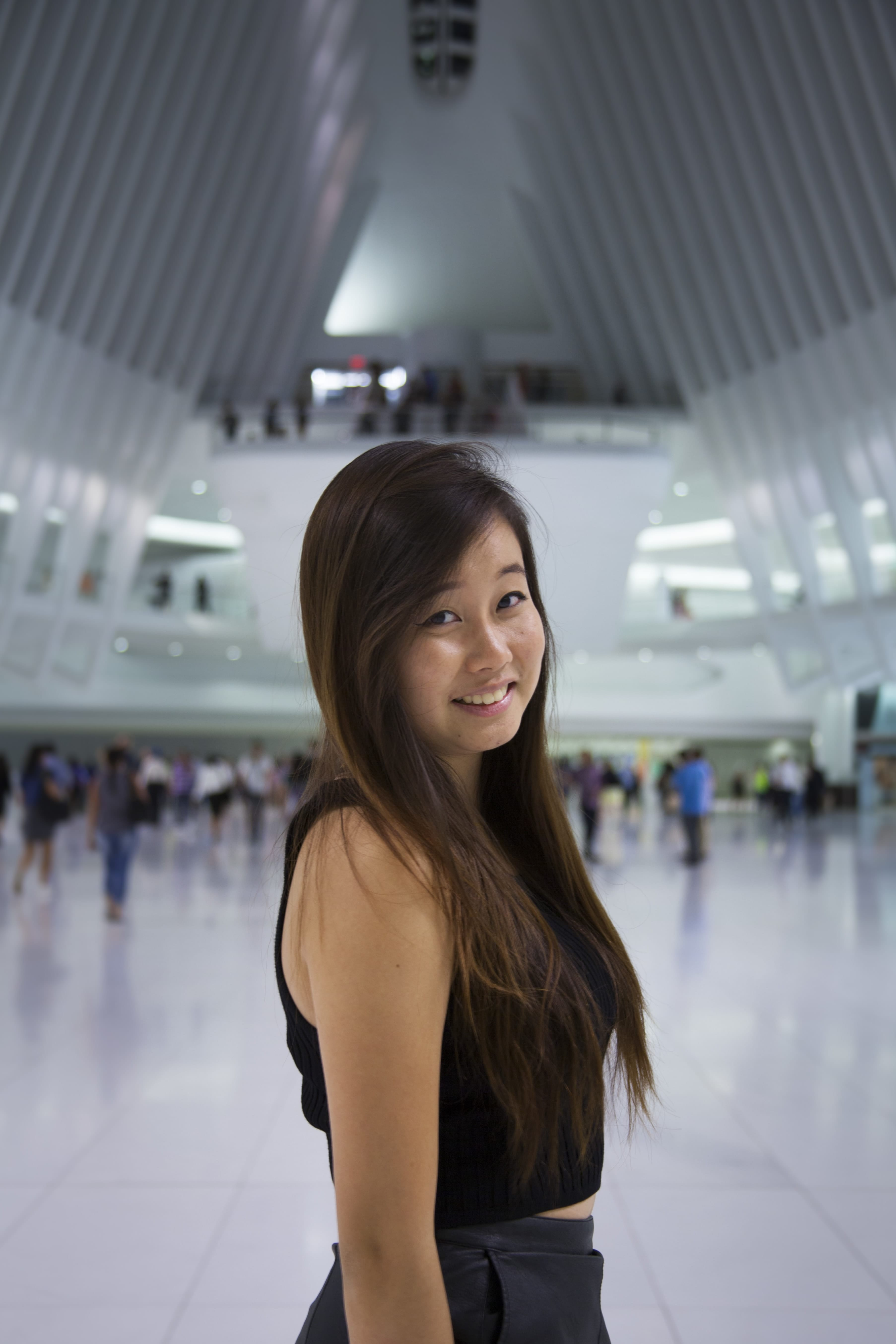 Katty Wu : Undergraduate Research Assistant