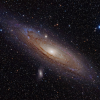 The Andromeda galaxy's most important merger about 2 billion years ago likely gave rise to M32