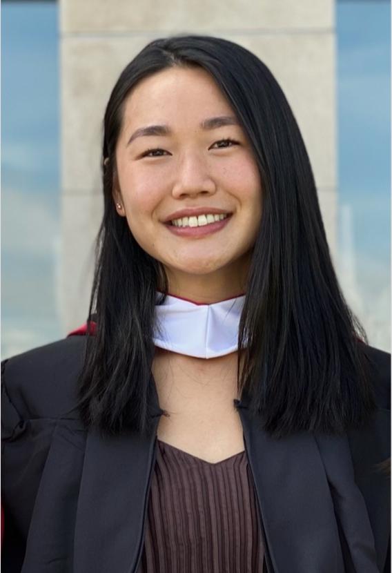 Hannah Xu, M.A. : Spring 2021 - Present