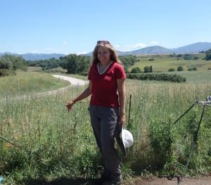 Katherine Beydler : Archaeobotany Supervisor