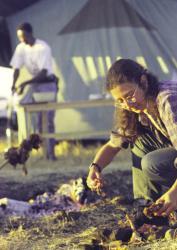 Francesca Alhaique : Archaeozoologist Consultant