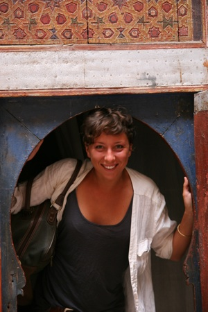 Giulia Peresso : Assistant Trench Supervisor