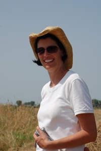 Laura Motta : Director of the Environmental Lab