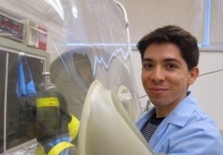 Matthew Medina :  PhD Student, Earth and Environmental Sciences