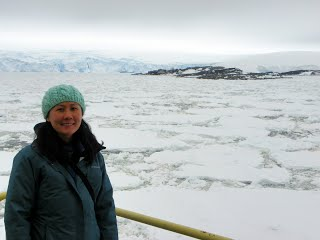 Sharon Grim : PhD Student, Earth and Environmental Sciences