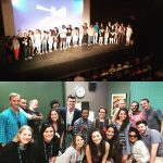 Screen Arts  Cultures students premiered their two shortfilms athellip