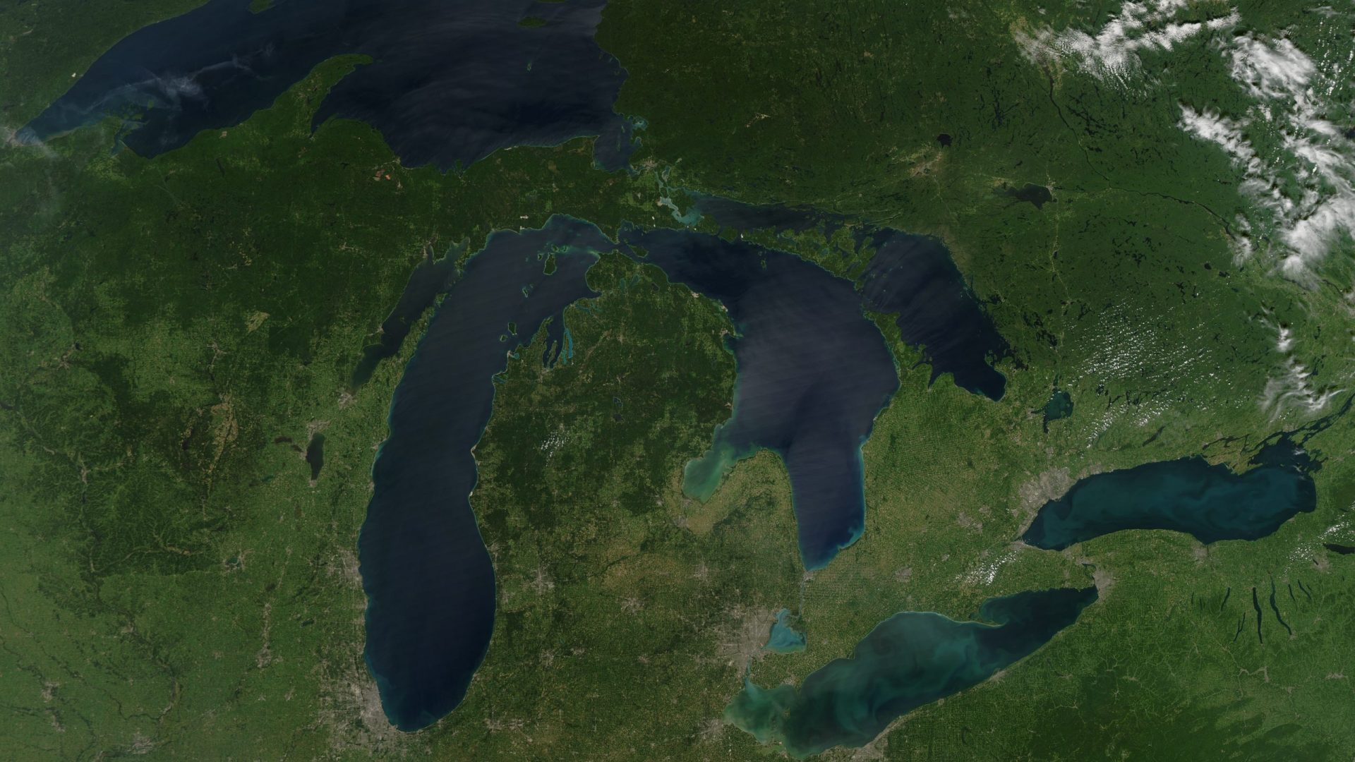 Great Lakes Writers Corps