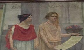 Sappho and Aspasia