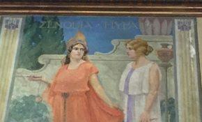 Zenobia and Hypatia