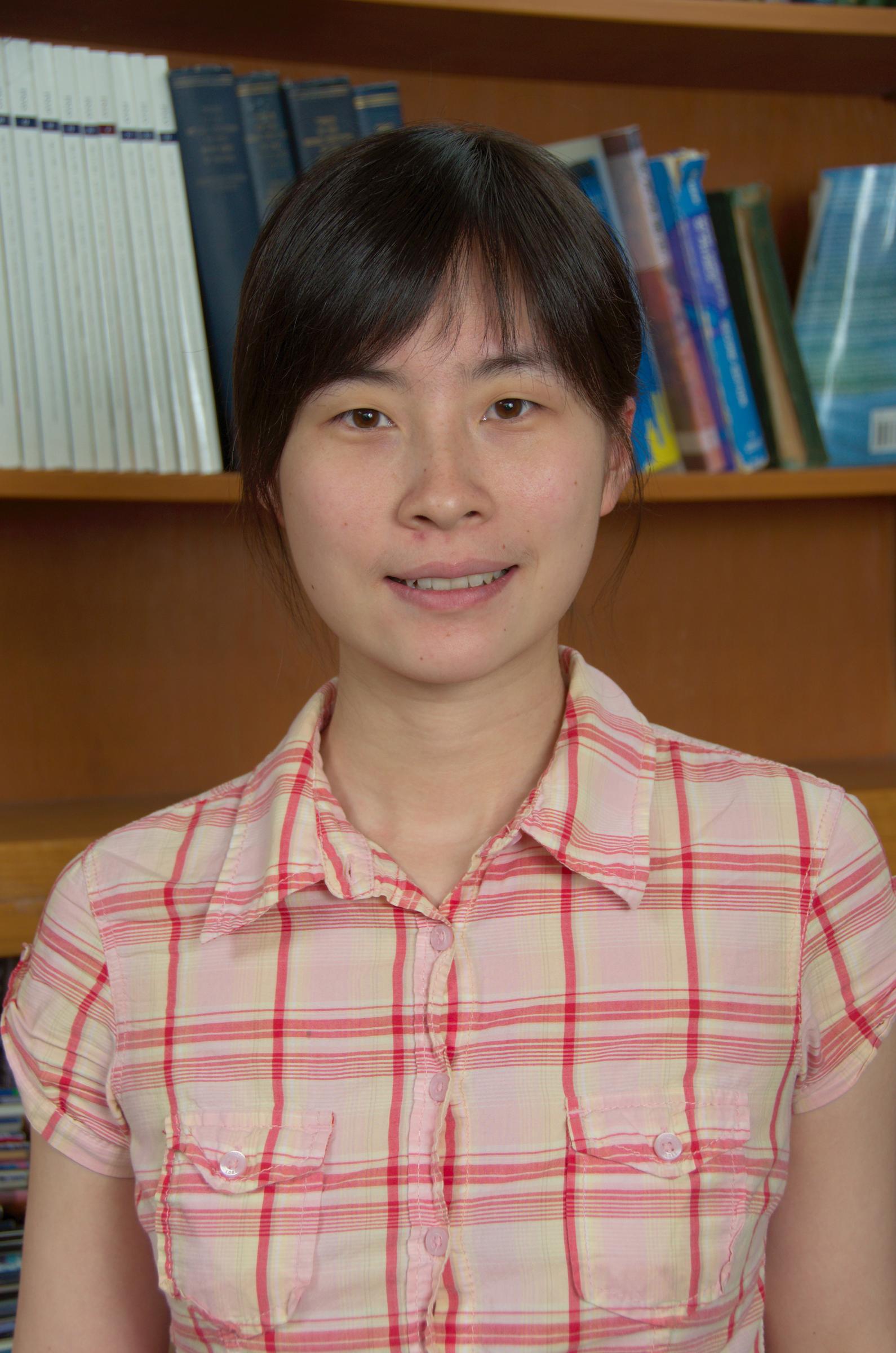 Tianran Chen : visiting scholar
