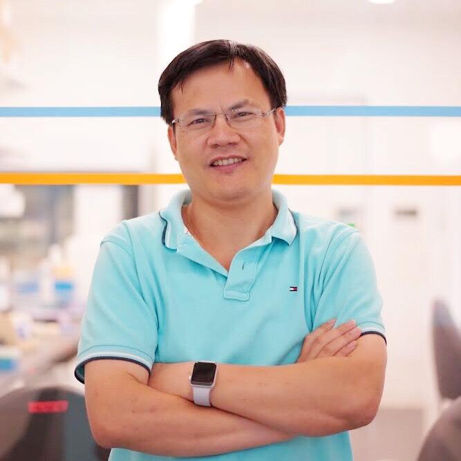portrait of Haoxing Xu