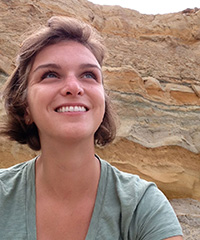 Leslie Decker : Graduate Student