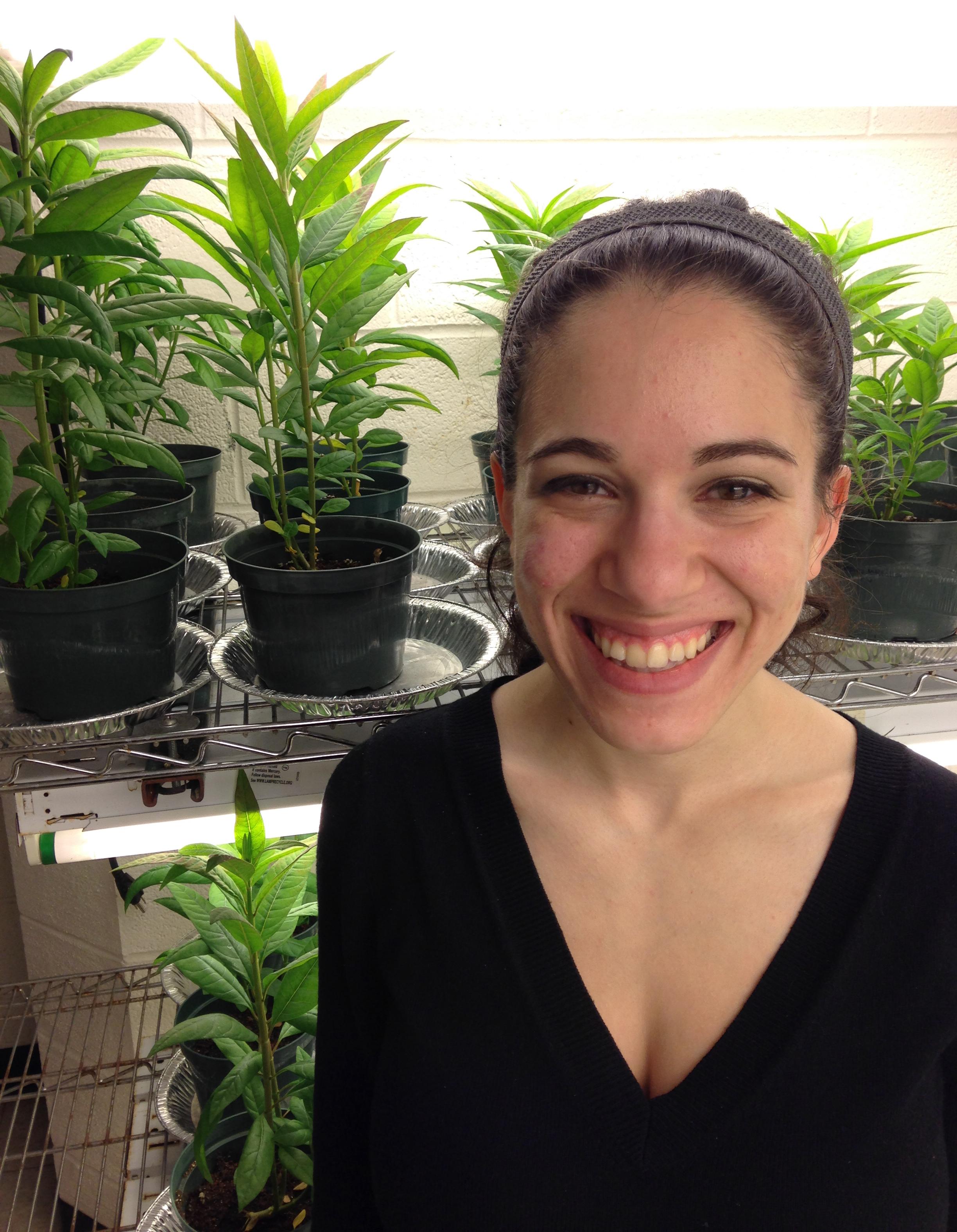Hilary Streit : Lab Tech