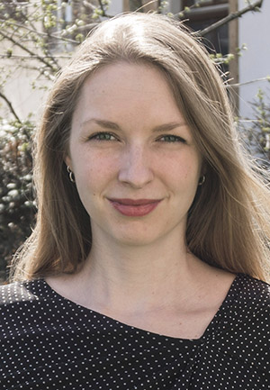 Kathrin Ulrich : Research Fellow