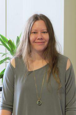 Michelle Evans : Lab Manager/Study Coordinator