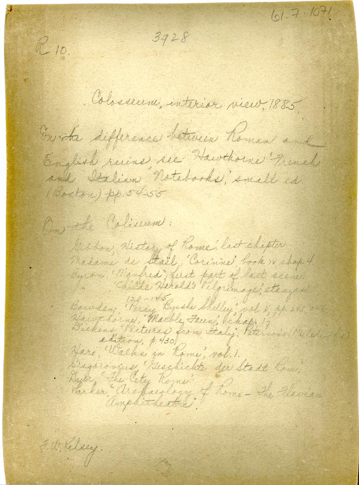 Cursive handwriting on yellowed paper.