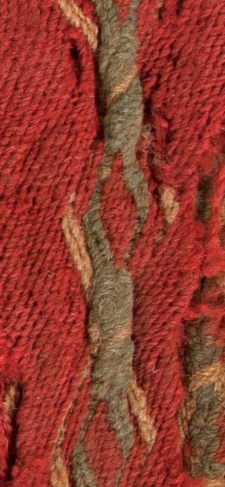 sprang bag detail