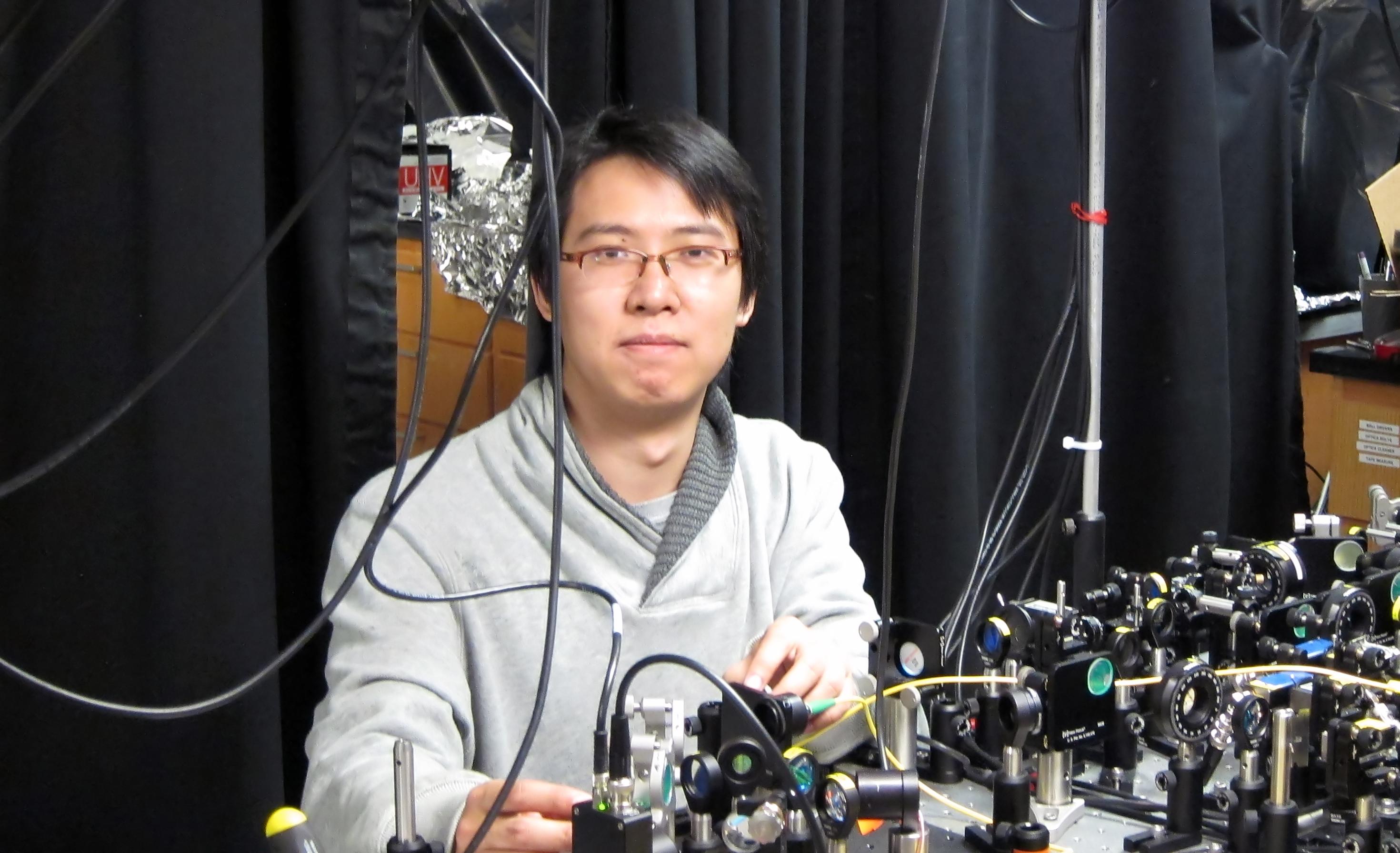 Lin Li : Graduate Researcher (2011-2016)