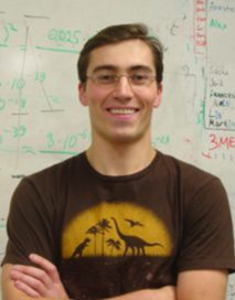 Yaroslav Dudin : Graduate Researcher (2007-2012)