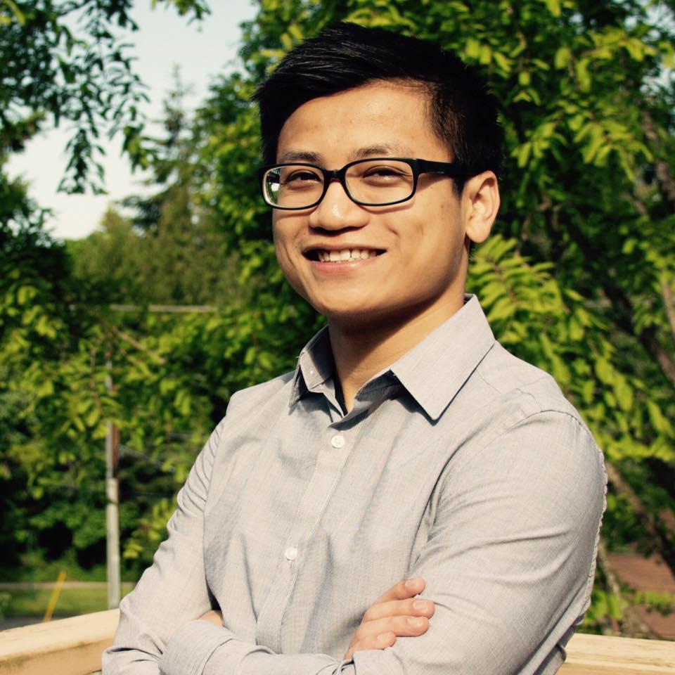 Huy Nguyen : Graduate Researcher