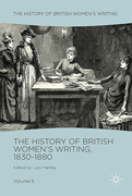 History of British Women's Writing