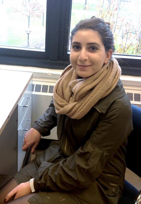 Nayla Raad : Undergraduate student