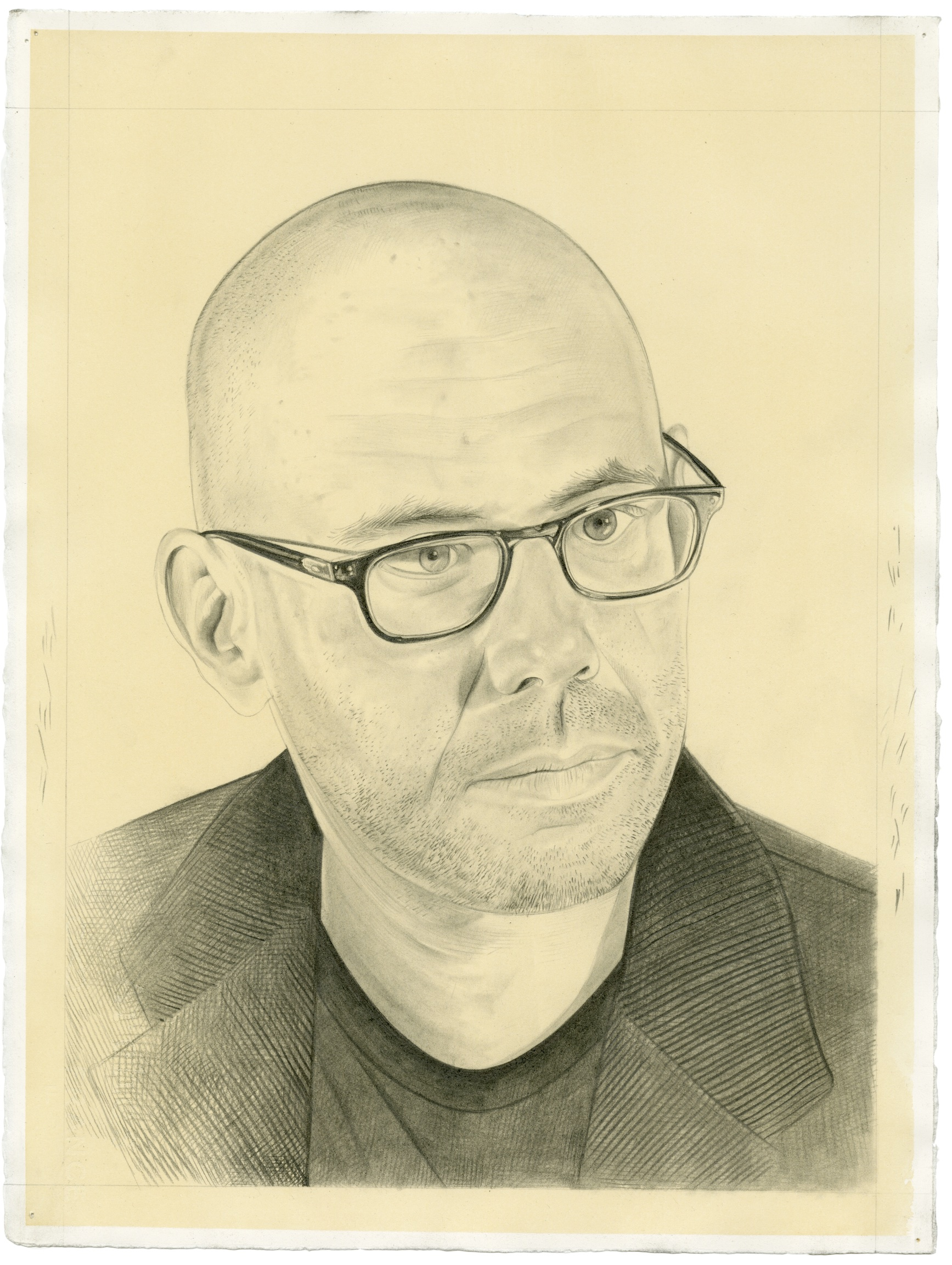 Matthew Biro, Portrait by Phong Bui, 2015