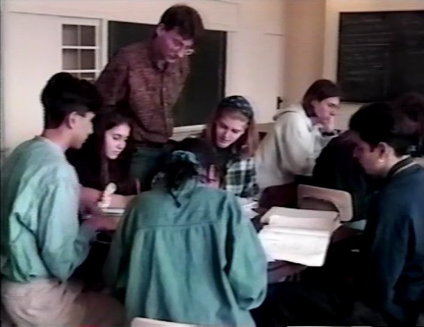 [image of small group working in class]