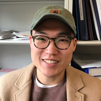 Kevin Yoon :   Undergraduate Lab Assistant
