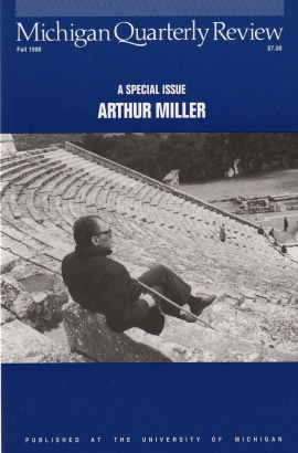 Fall 1998 Cover