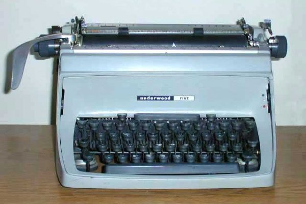 Underwood Touch-Master 5