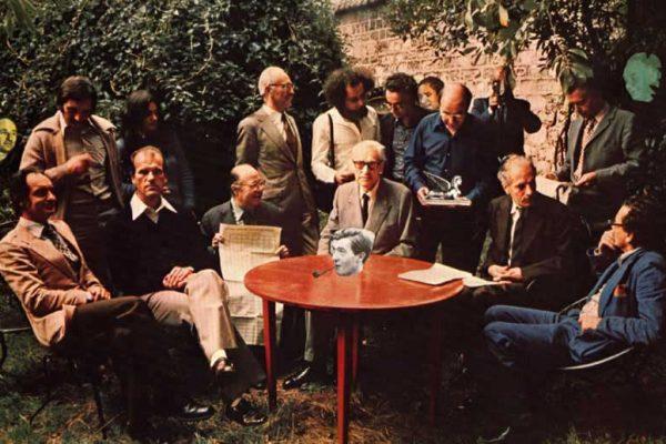 Oulipo at Queneau's home
