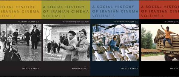 Covers of A Social History of Iranian Cinema