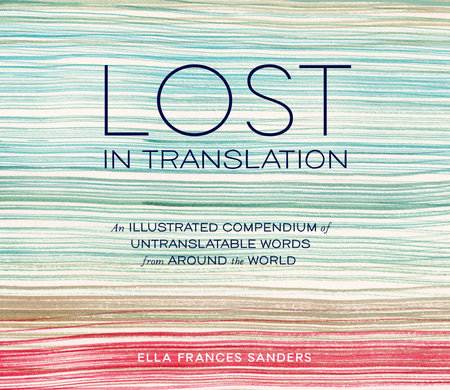 Finding Yourself in Translation – Michigan Quarterly Review