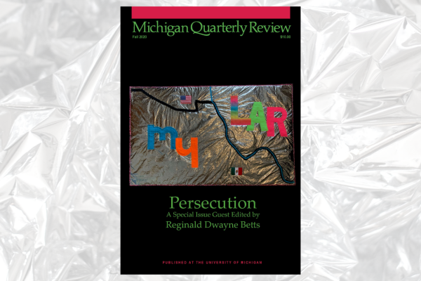 MQR FALL 2020 Front Cover