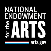 The logo for the National Endowment for the Arts