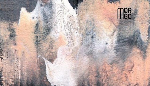 Fog-like artwork stock image