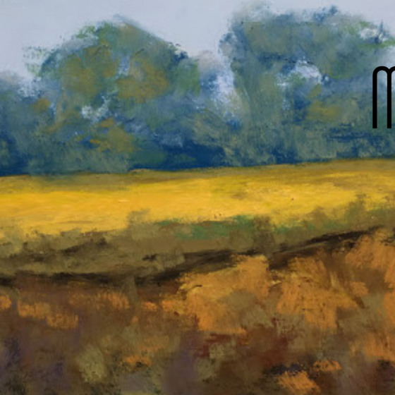 Landscape Artwork with MQR60 Logo
