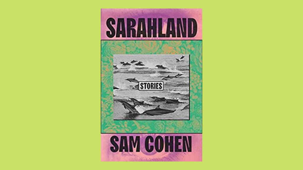 Sarahland by Sam Cohen Book Cover