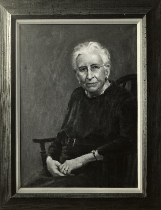 Mary Butler Markley