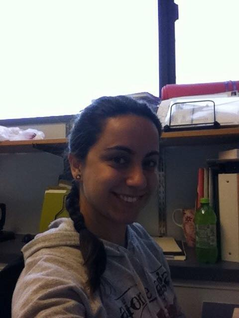Hande Kocak (Human Genetics program; visiting from Dr. Katy Keegan's lab @ UofM Med. School)