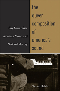 book cover gay modernists