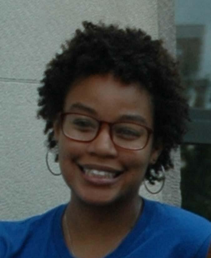 Kamirah Demouchet : Ph.D. student in Biophysics