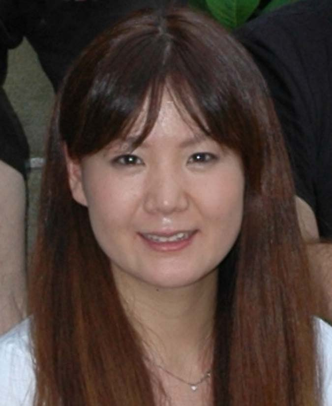 Mikiko Nagashima : Senior Research Associate. Currently Research Investigator, Kellogg Eye Center, University of Michigan