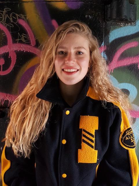 Brenna Bunch : Undergraduate Lab Assistant