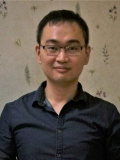 Chia-wei Chang : Postdoctoral Fellow (current)