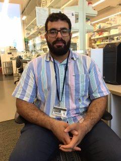 Morteda Alaamiri : Undergraduate Research Student