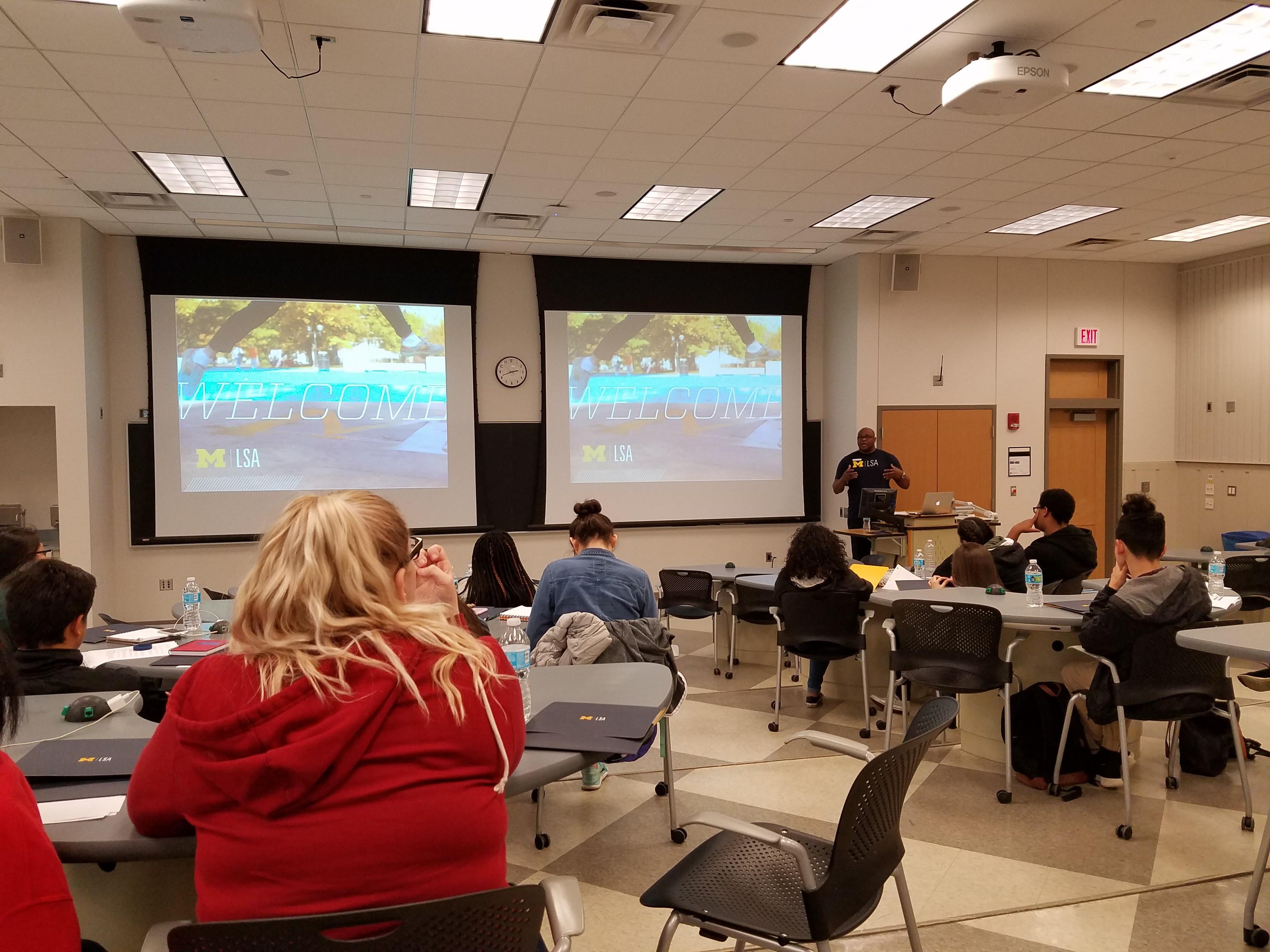 OneGoal University of Michigan LSA