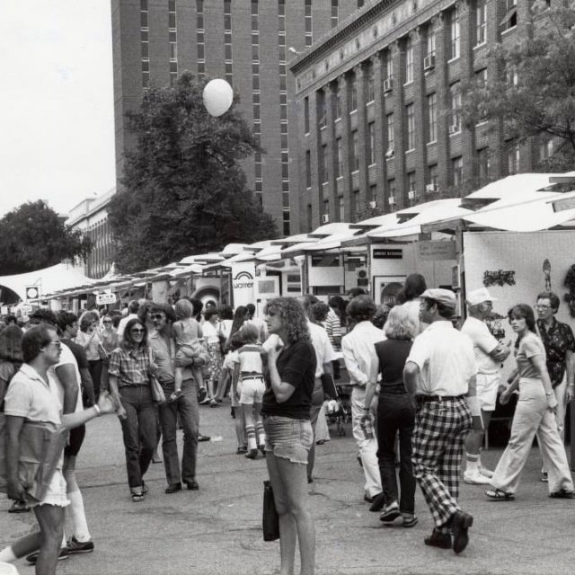 Happy Art Fair! Heres a throwback to the 1970s featuringhellip